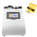 40k cavitation ultrasonic tripolar bipolar rf vacuum body slimming + free sample