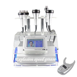 bipolar rf ultrasonic cavitation vacuum fat+free gift