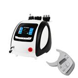4in1 40khz cavitation sixpolar tripolar bipolar rf lipo laser machine+free gift