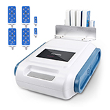 160mw lllt 650nm lipo laser weight loss fat burning removal 4 big+2 small pads